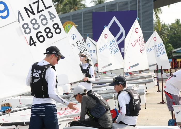 2018 Optimist Asian and Oceania Sailing Championship