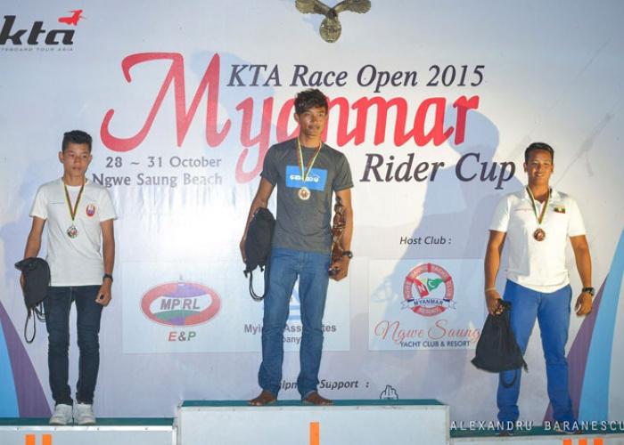 Myanmar Wave Rider Cup